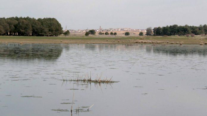 Laguna de Sotillos Bajeros. / E.A.