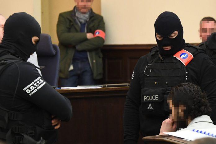 El único terrorista vivo de los atentados de París, Salah Abdeslam.