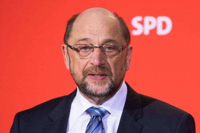 El líder del Partido Social Demócrata (SPD), Martin Schulz.