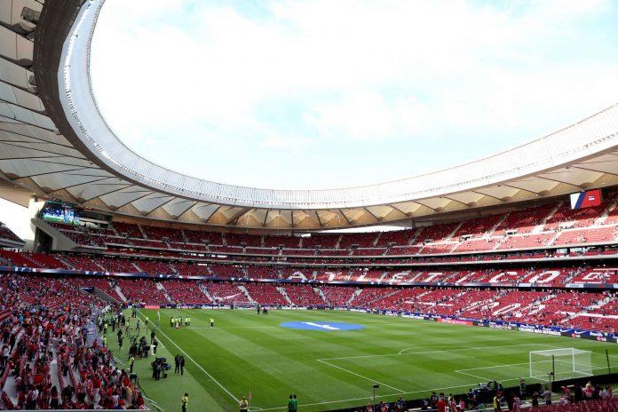 El Wanda Metropolitano se inauguró el pasado mes de septiembre.