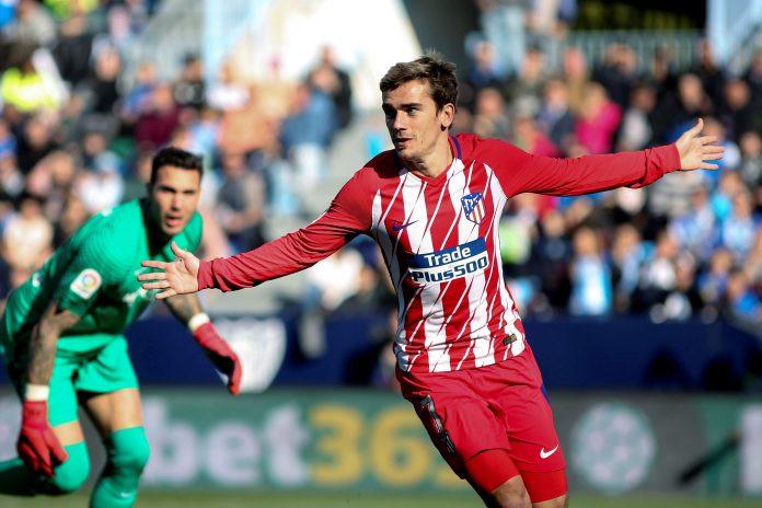 Griezmann dio el triunfo al Atlético una semana después del gesto que hizo a la afición en el Wanda Metropolitano.