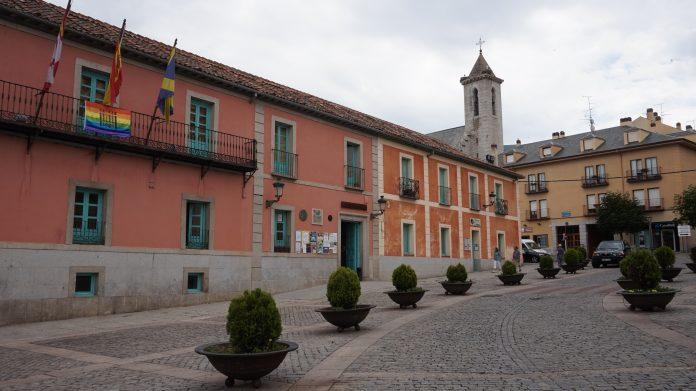 Imagen de archivo del Consistorio Granjeño.