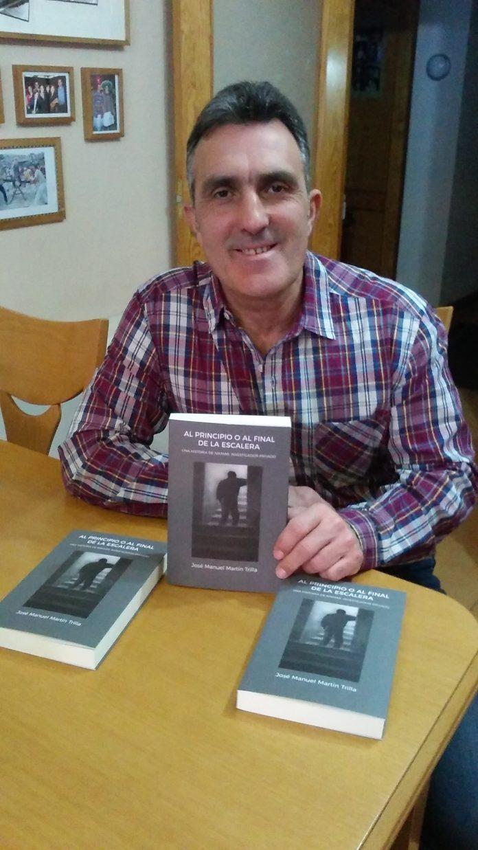 José Manuel Martín presenta hoy su novela en La Granja y mañana en Valsaín.