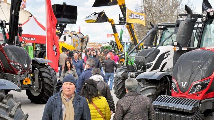 Cita Agrícola En Fuentepelayo El Adelantado De Segovia