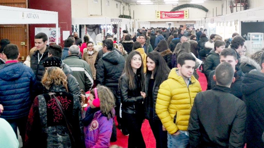 La Feria De El ángel De Fuentepelayo Cumple Las Expectativas El Adelantado De Segovia