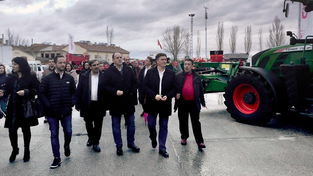 La Feria De Fuentepelayo Reúne Este Fin De Semana A 125 Expositores El Adelantado De Segovia