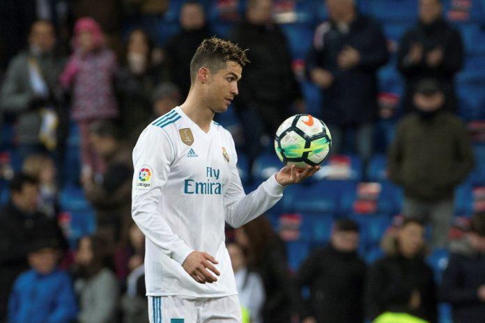 Cristiano Ronaldo pasa por su mejor momento de la temporada después de marcar cuatro goles al Girona en la última jornada de la Liga Santander.
