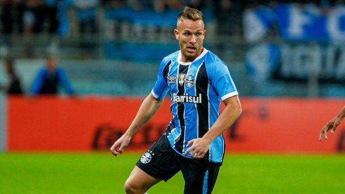 Arthur se ha convertido en un pilar del Gremio Porto Alegre a sus 21 años.