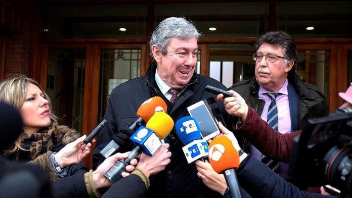 Rafael Uriarte es el abogado de varios de los futbolistas de la Arandina Club de Fútbol, acusados de abusos a la menor.