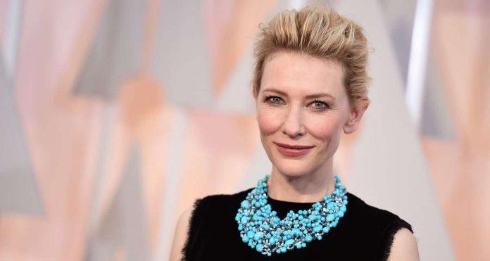 """Cate Blanchett defiende a Allen y asegura que """"las redes sociales no pueden ser juez y jurado"""" de estos temas."""