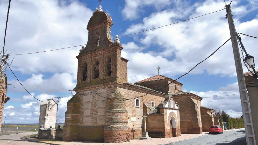 Iglesia barroca de San Lorenzo.