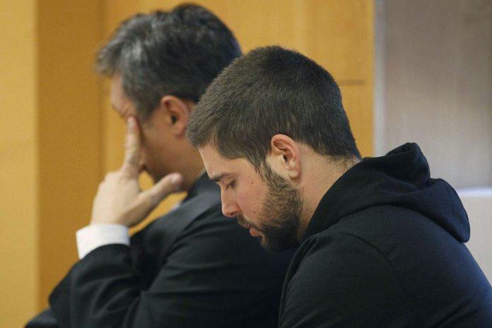Sergio D.G., está condenado a prisión permanente revisable por asestar 37 puñaladas a un vecino de Icod de los Vinodas.