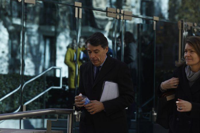 Ignacio González está investigado por un amaño de un contrato público.