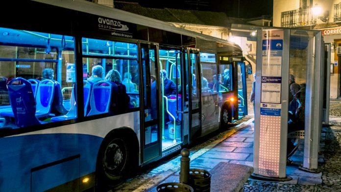 Autobus-Urbano-Nocturno