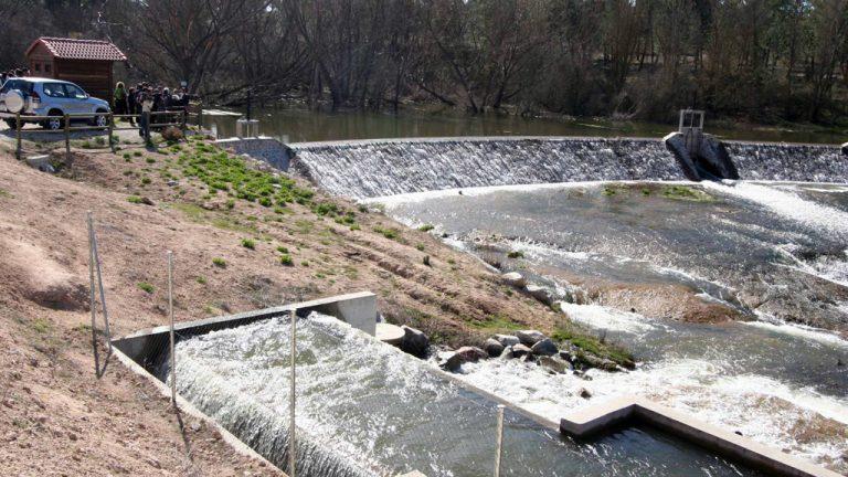La CHD subraya que la recarga de El Carracillo será con aguas de invierno