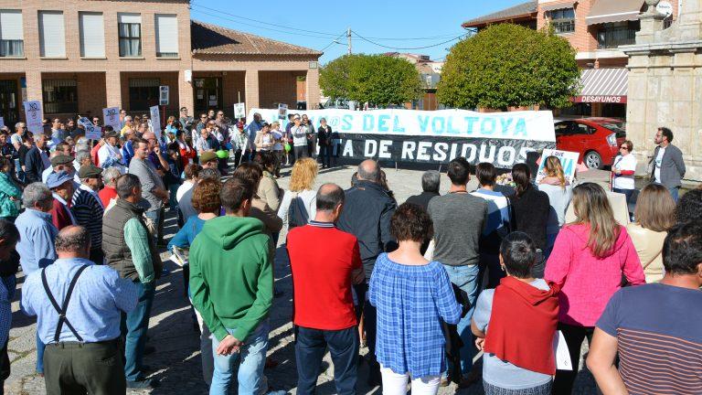 La CHD desconfía de la planta de compostaje de Aldeanueva del Codonal