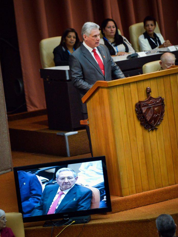 Díaz-Canel elegido nuevo presidente de Cuba en sustitución de Raúl Castro