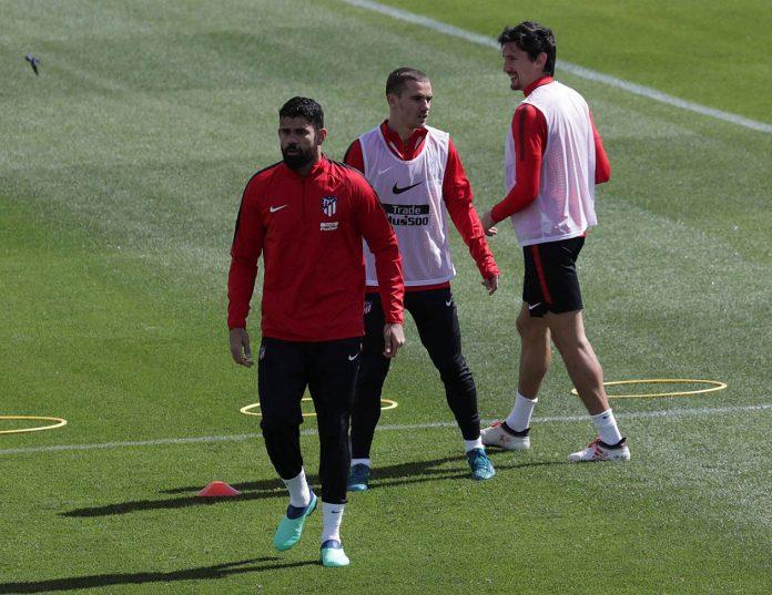 Diego Costa, que no jugó ante el Arsenal, volverá ante el Alavés.