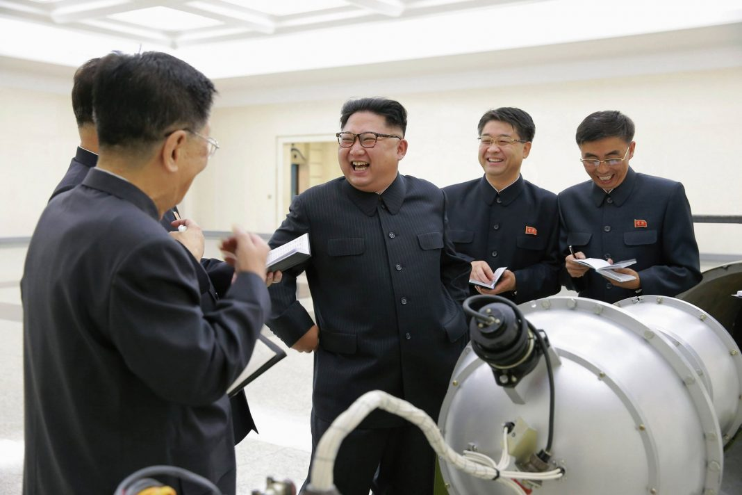 North Korean leader Kim Jong-Un announces suspension of nuclear and missile tests