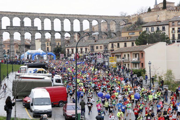 Galería fotográfica de la Media Maratón