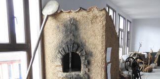 Horno de pan en el Museo de Arcones. / G.Herrero