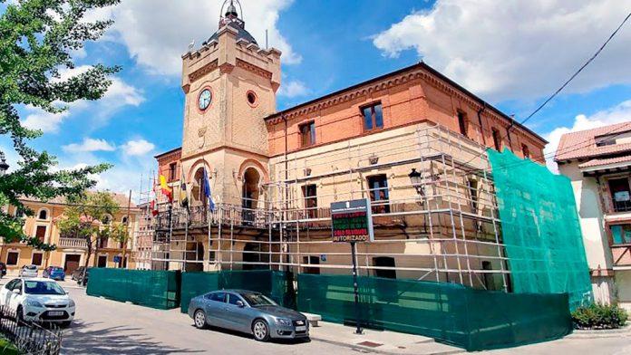 Ayuntamiento de Carbonero el Mayor. / E.A.