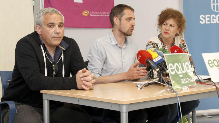 Equo alerta sobre  la proliferación  de macrogranjas  en toda Europa