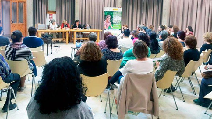 Asistentes al encuentro celebrado en Boceguillas. / el adelantado