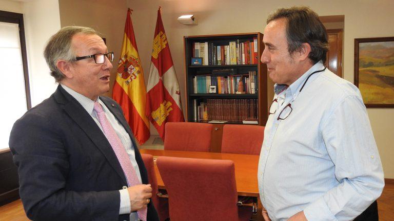 José Luis Higuera, nuevo director del parque de las Hoces del Duratón