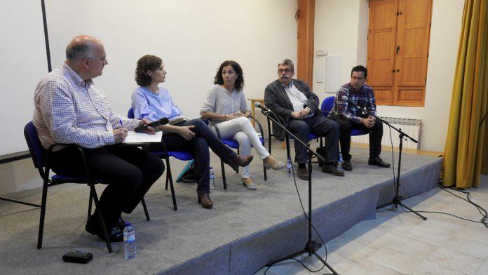 Mesa redonda en la pasada edición de las jornadas. / El Adelantado