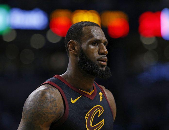 El jugador de los Cleveland Cavaliers LeBron James quiere ser la pieza decisiva en la cita final de la NBA.