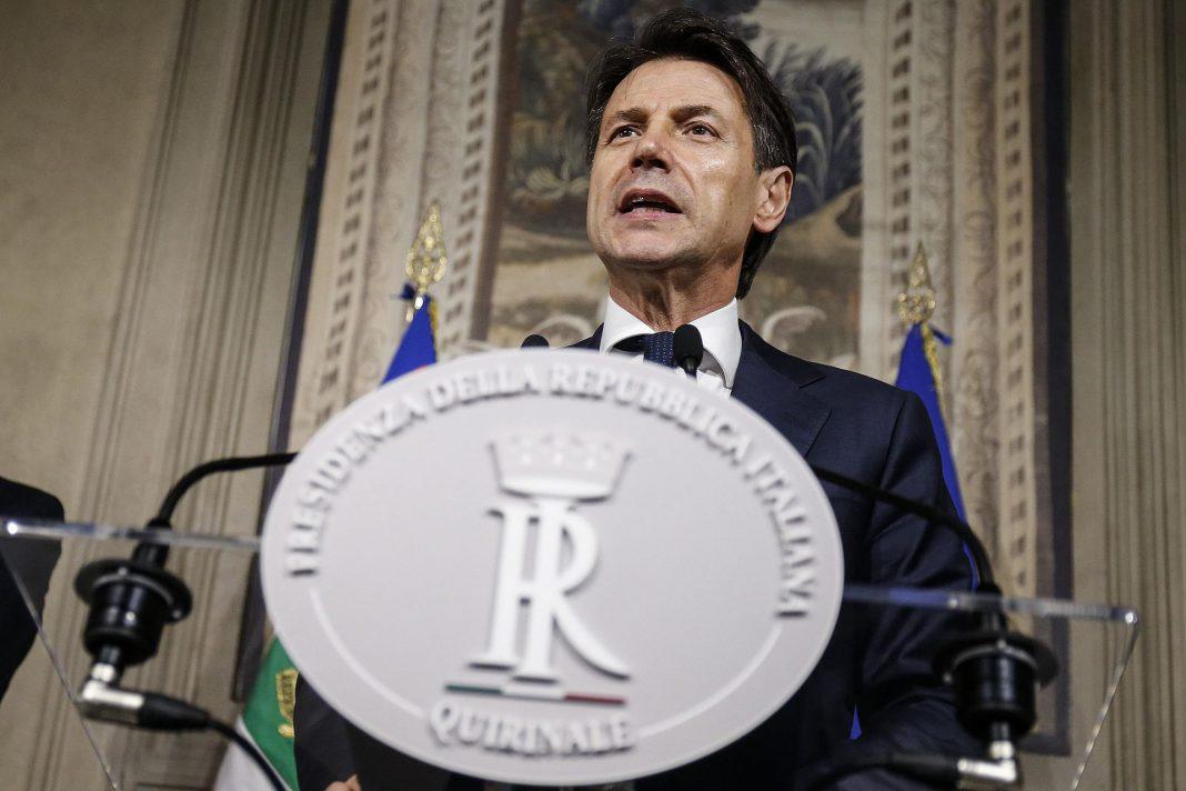 El jurista Giuseppe Conte ha rechazado la propuesta de ser Primer Ministro de Italia.