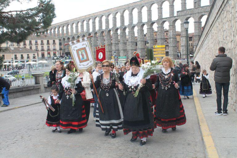 Galería fotográfica de la Romería de la Virgen de la Fuencisla