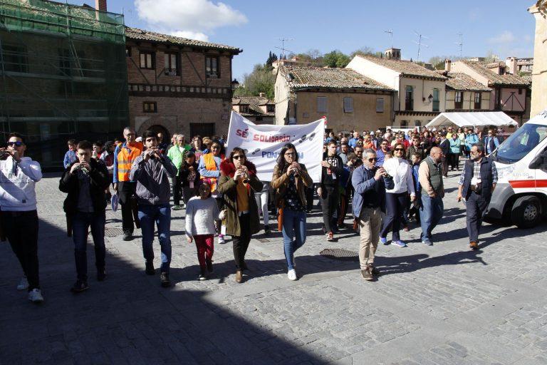 Galería fotográfica Caminata solidaria de San Lorenzo