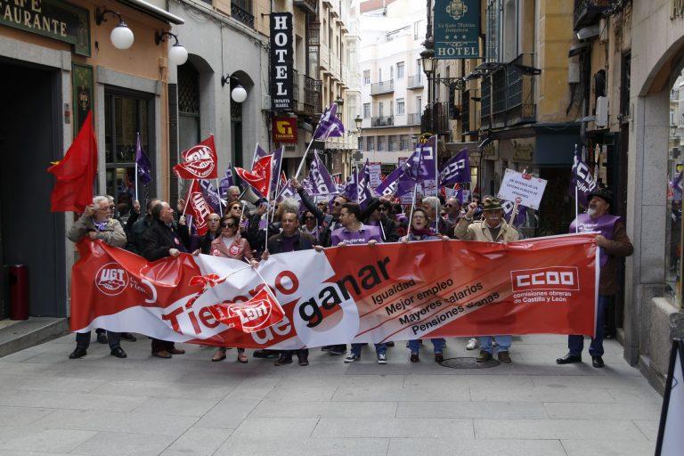 Galería fotográfica Manifestación 1 de Mayo