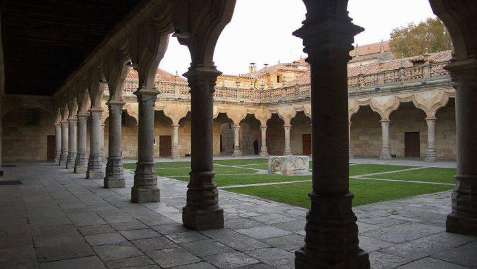 El Patio de Escuelas de la Universidad de Salamanca acogerá las actividades culturales de la celebración.