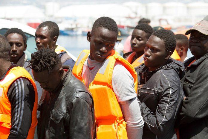 La crisis migratoria está siendo el peor problema de los últimos años.