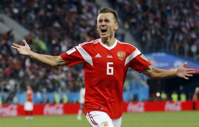 Cheryshev está siendo una de las grandes figuras del Mundial.