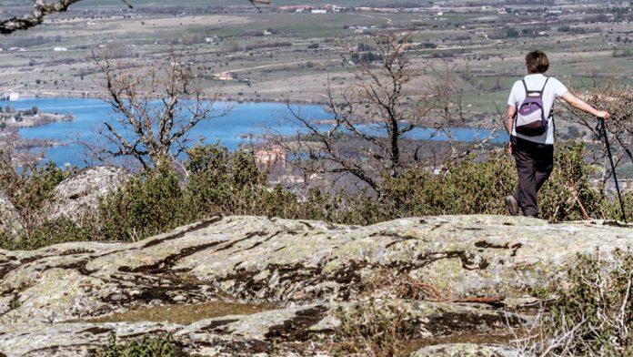 Uno de los parajes naturales del Parque de la Sierra de Guadarrama. / kamarero