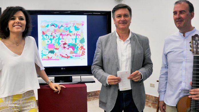 Un momento de la presentación del programa en la Casa del Sello. / KAMARERO