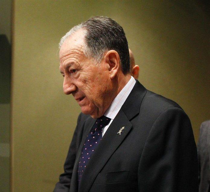 El director del CNI, Félix Sanz Roldán, tendrá que explicar las acusaciones de la princesa sobre la institución.