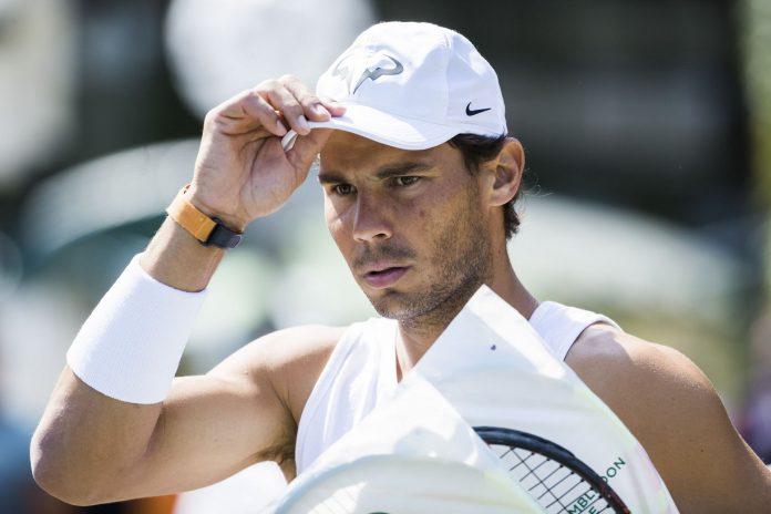 El tenista español Rafa Nadal. / EFE