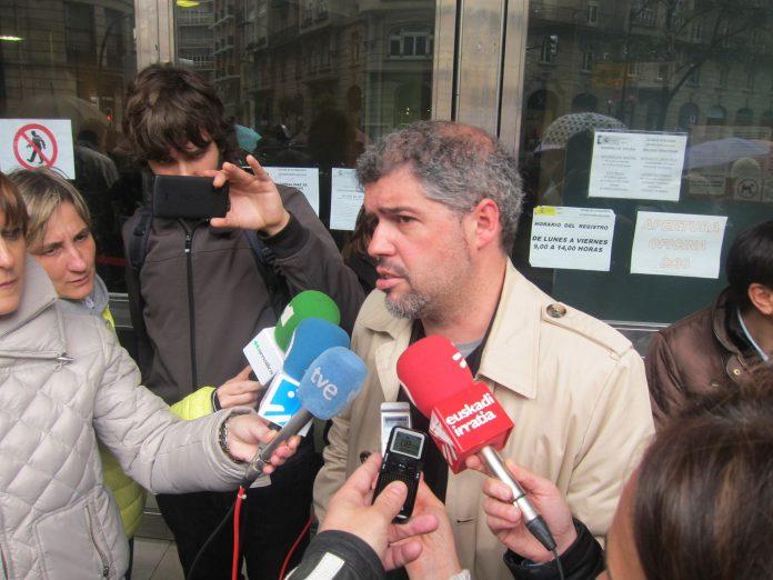 El secretario general de Comisiones Obreras, Unai Sordo