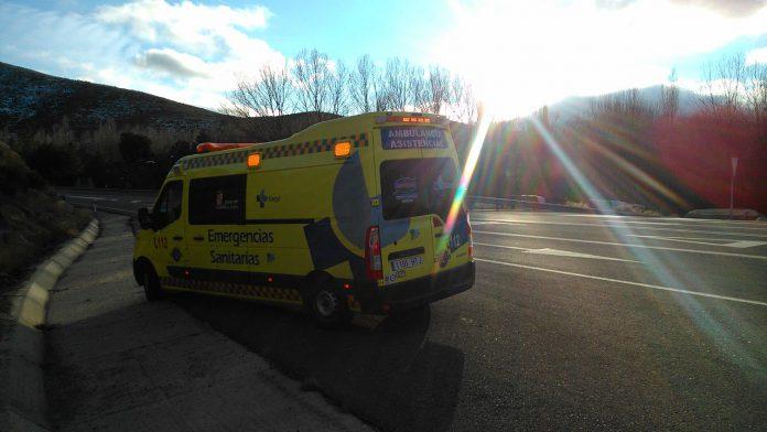 ambulancia sacyl