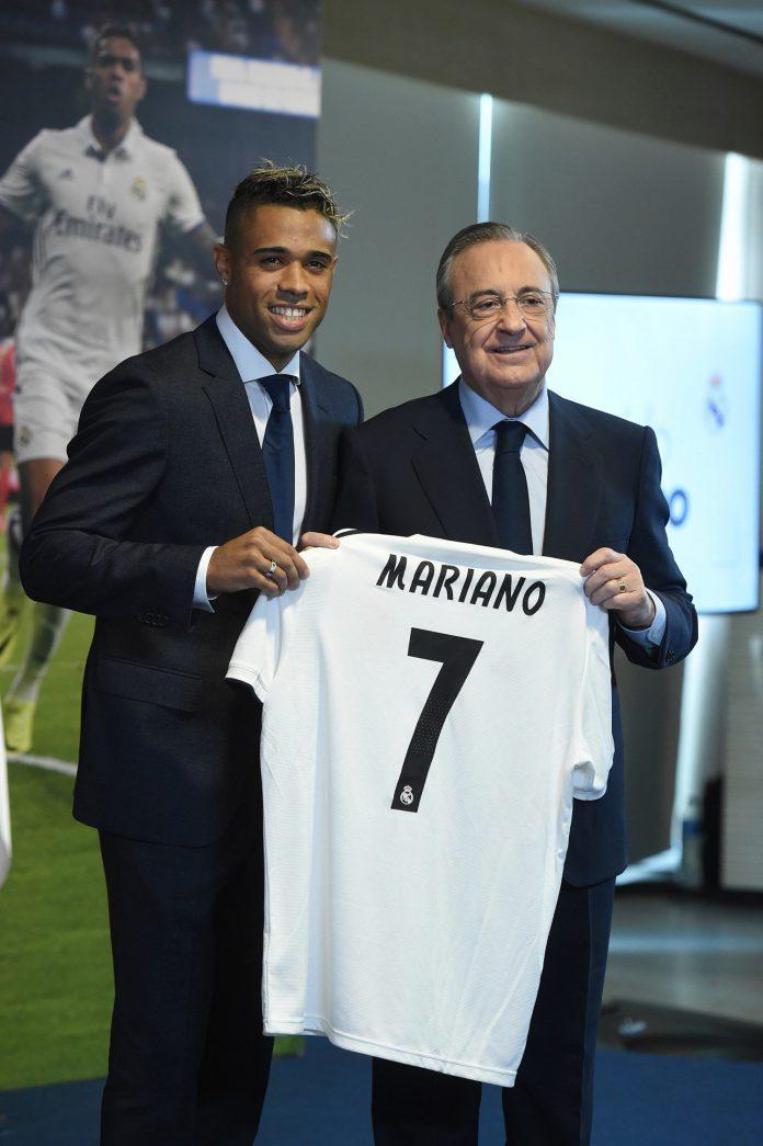 Mariano y Florentino Pérez.