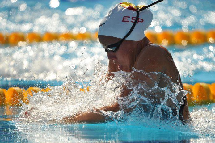 La nadadora española Marina García se perfila como una de las serias candidatas a la medalla durante en los Europeos de Glasgow.