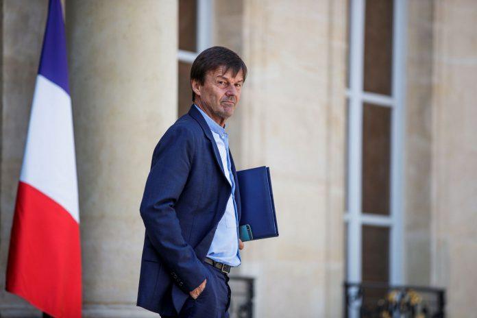 Nicolás Hulot, exministro de Transición Ecológica de Francia.