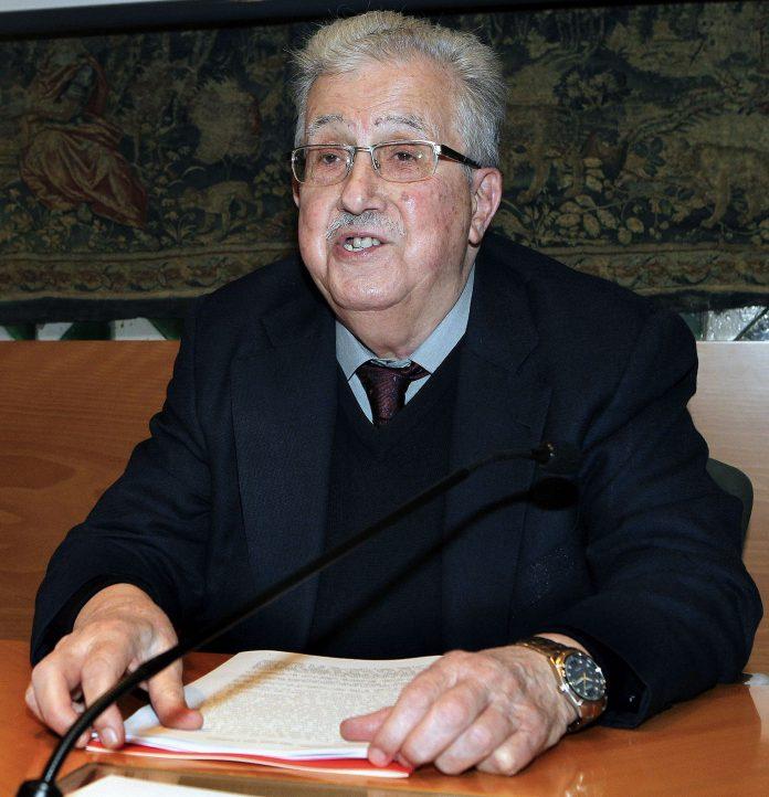 El historiador español, Josep Fontana. / EFE