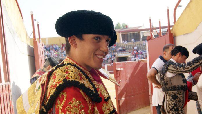 El triunfador en Sepúlveda, 'El Adoureño'. / A.M.