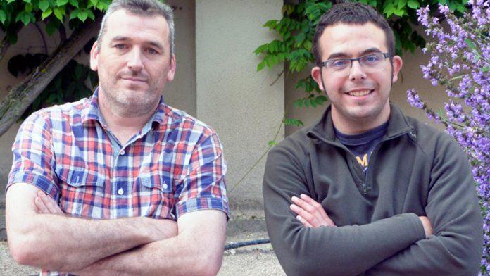 Víctor Sanz y Luis Ramos estarán en Cervantes. / el adelantado